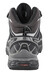 Salomon X Ultra Mid 2 GTX Hiking Shoes Men black/black/aluminium